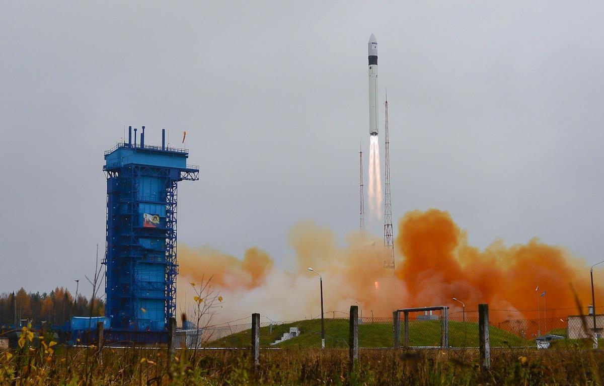 Rokot / Sentinel-5P launch (2017-10-13)