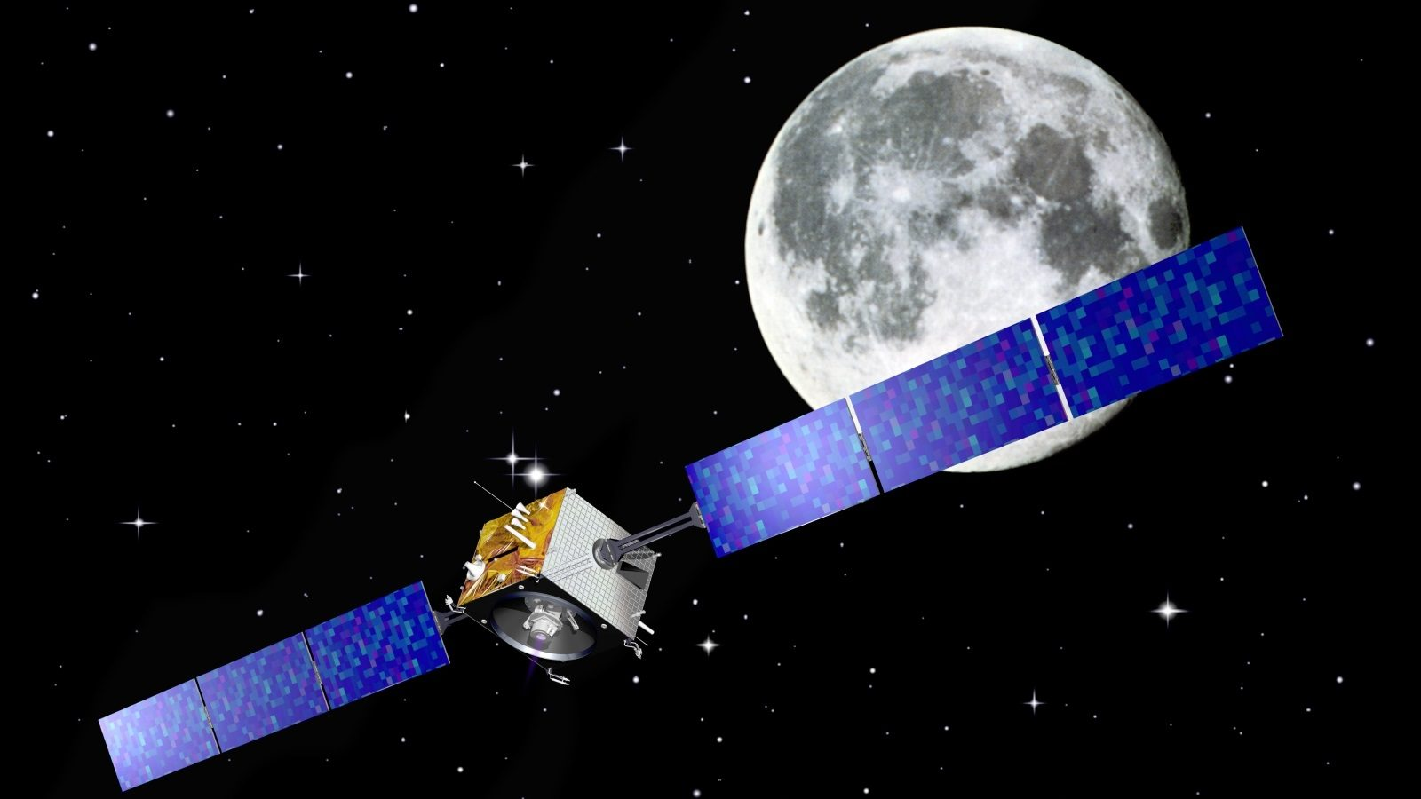 ESA's SMART-1 mission at the Moon