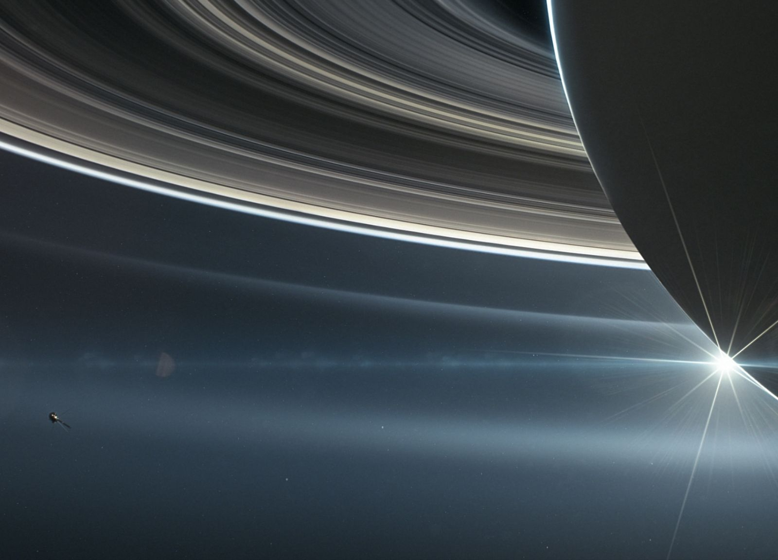 Reconstructing Cassini's final moments - SpaceFlight Insider