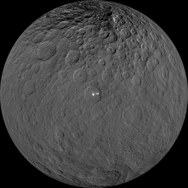 Ceres (full disk view)