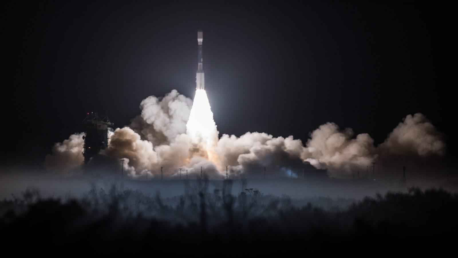 Delta-II / JPSS-1 mission
