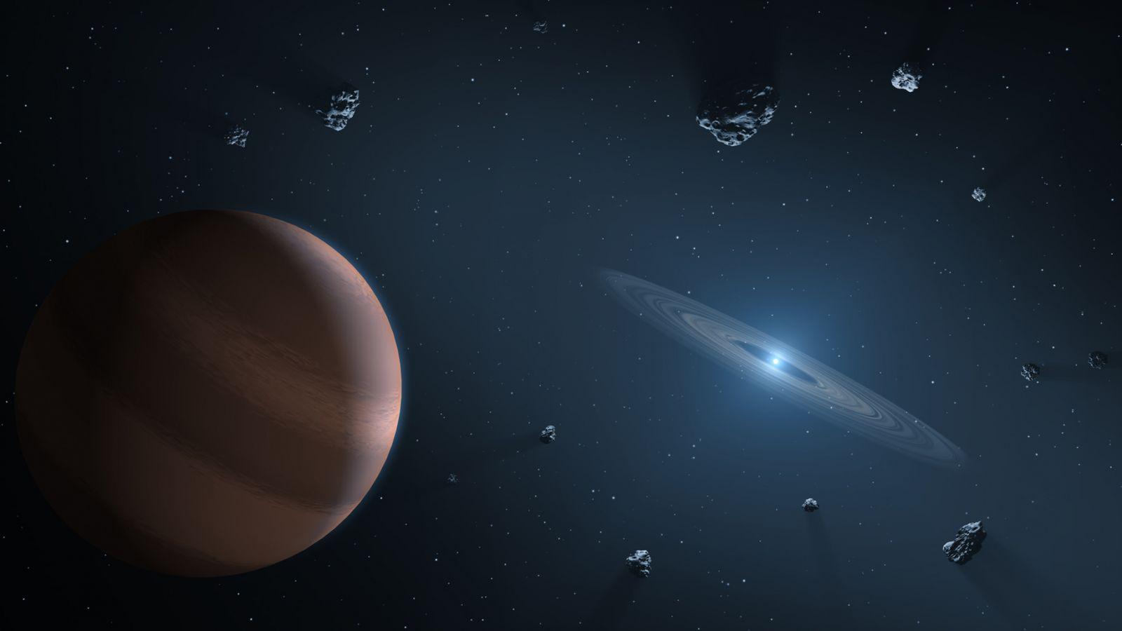 Exoplanets image credit Jet Propulsion Laboratory