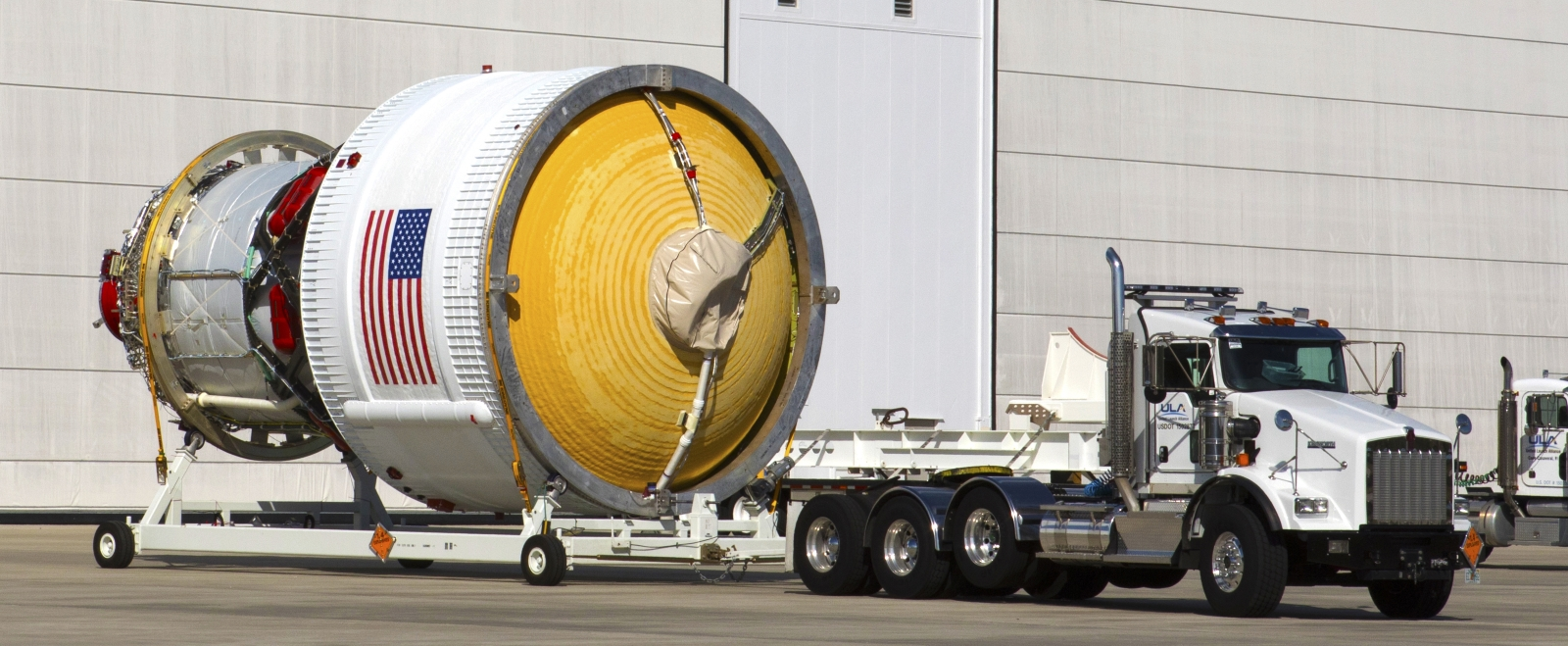 Interim Cryogenic Propulsion Stage (ICPS) for EM-1 Transport from HIF to DOC