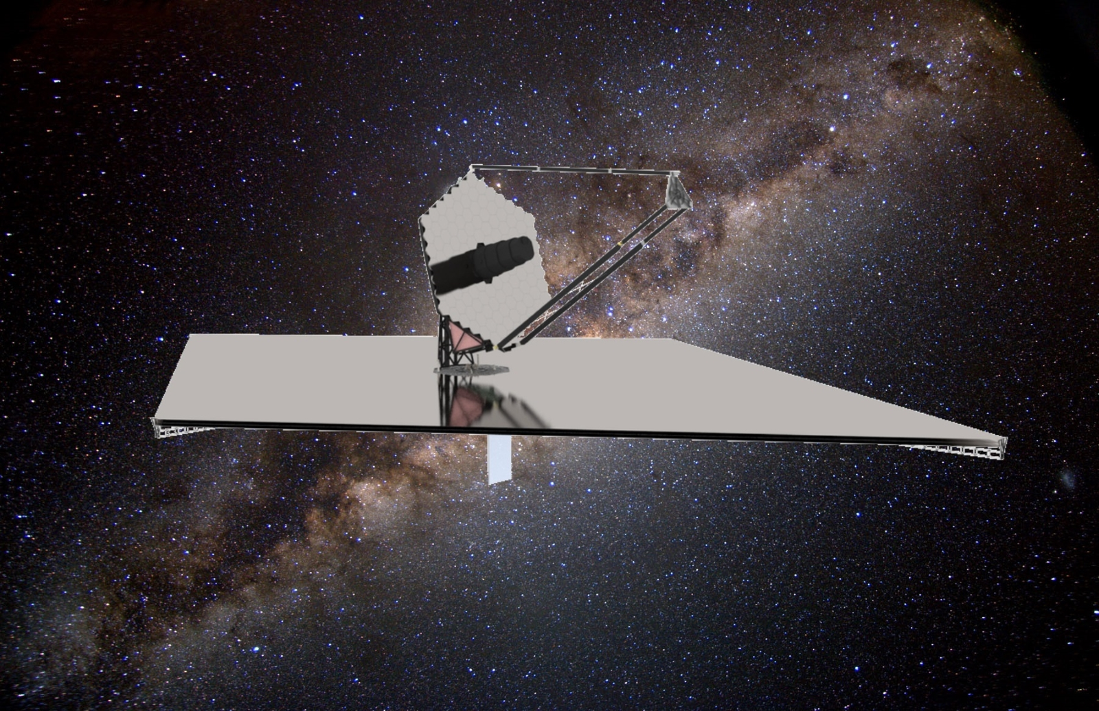 Largest space telescope ever fielded, LUVOIR, could aid in ...