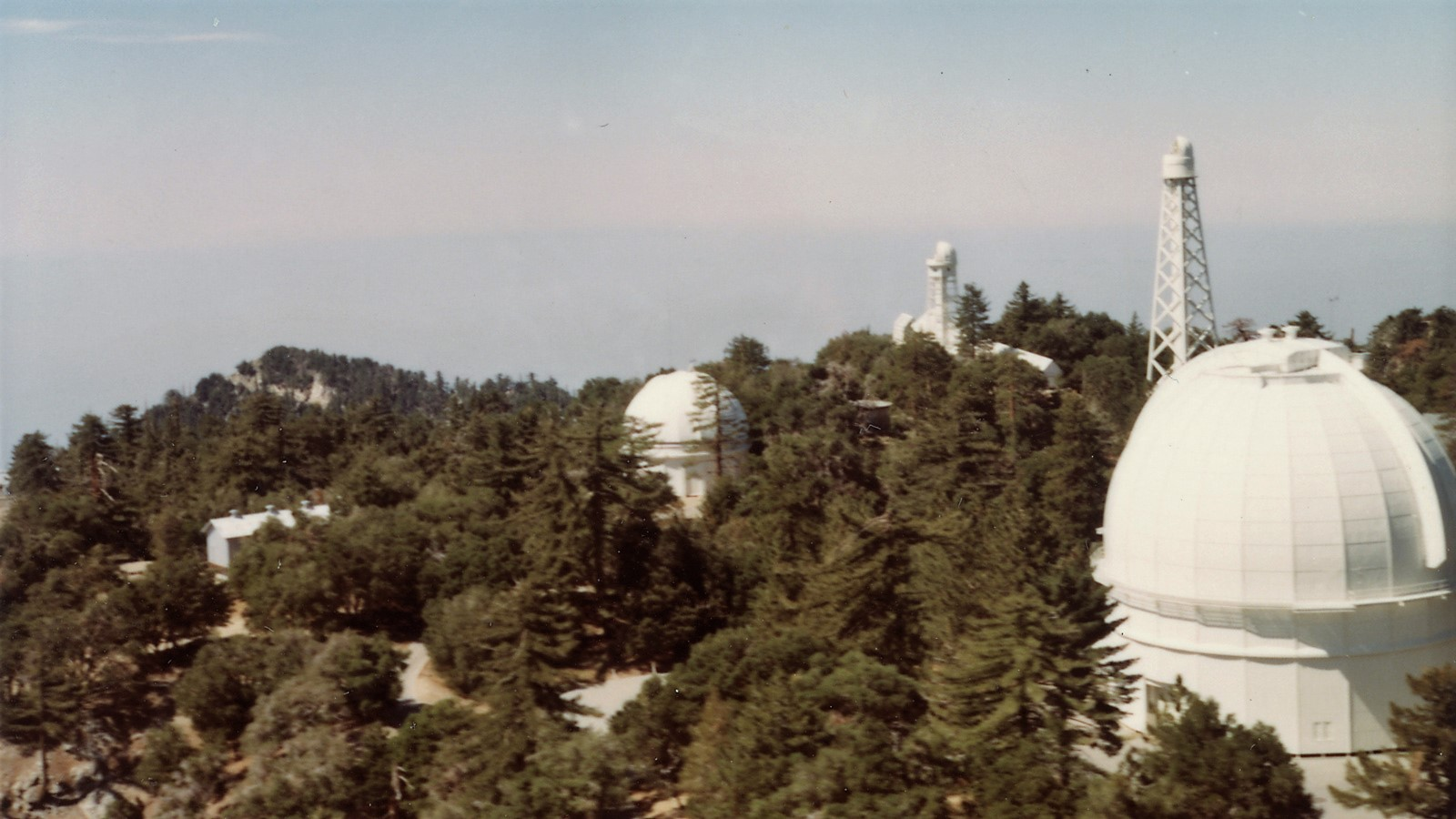 Mount Wilson 60-inch and 100-inch telescopes
