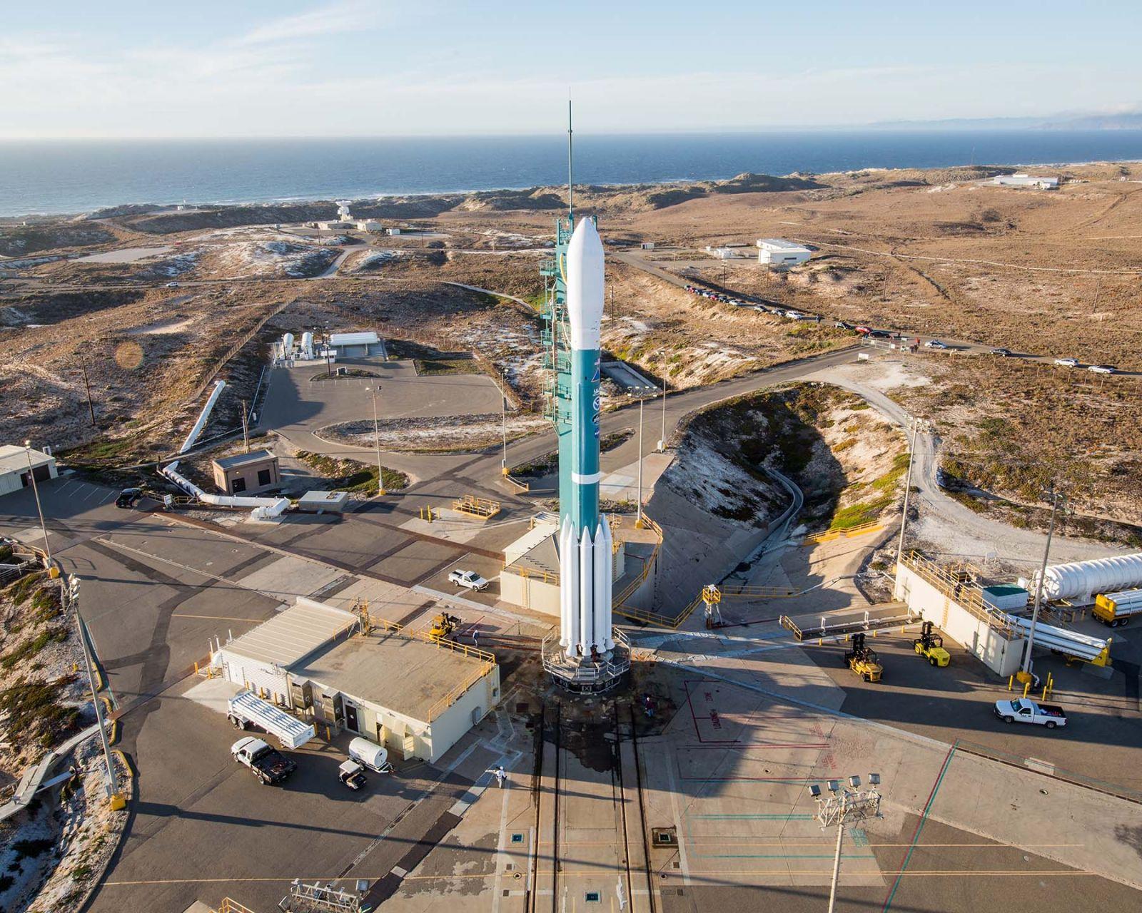 United Launch Alliance Delta II JPSS-1 NOAA photo credit ULA