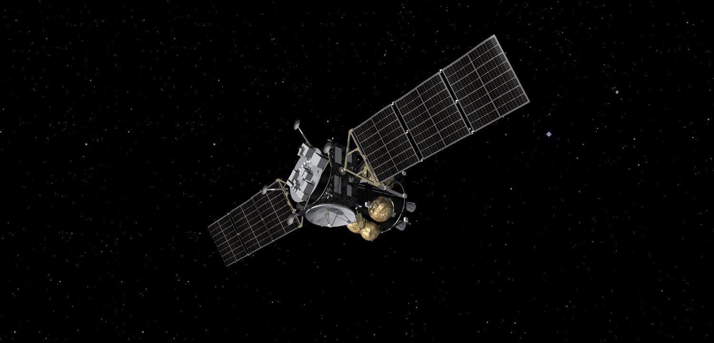 The MMX spacecraft