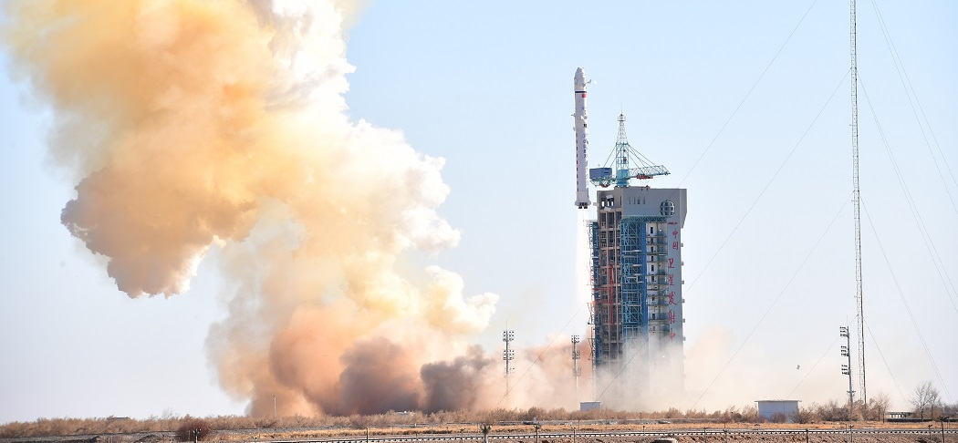 Long March 2D launches Yaogan Weixing 31 satellite from the Jiuquan Satellite Launch Center on December 3.