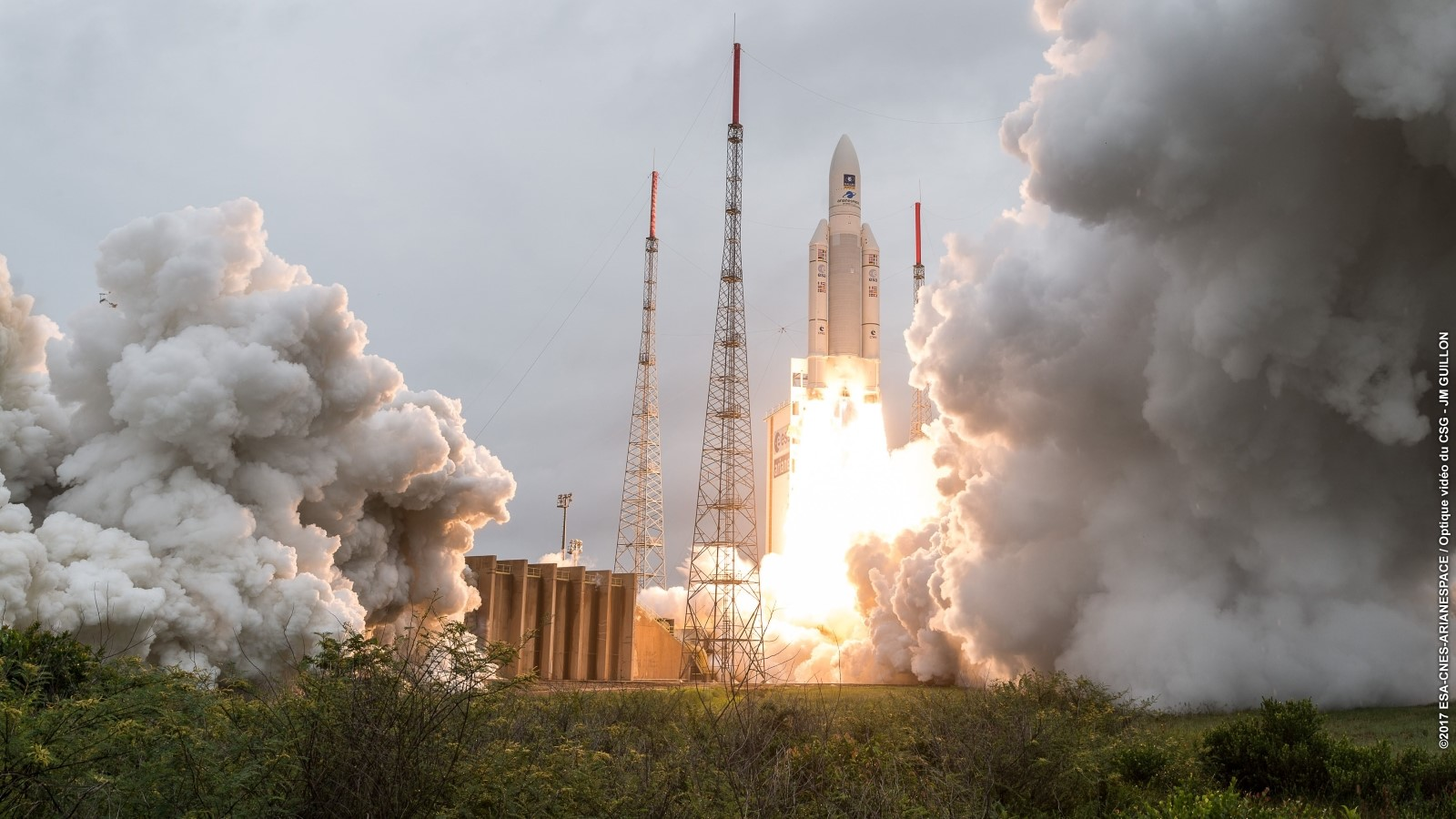 Ariane 5 Flight VA240 launch