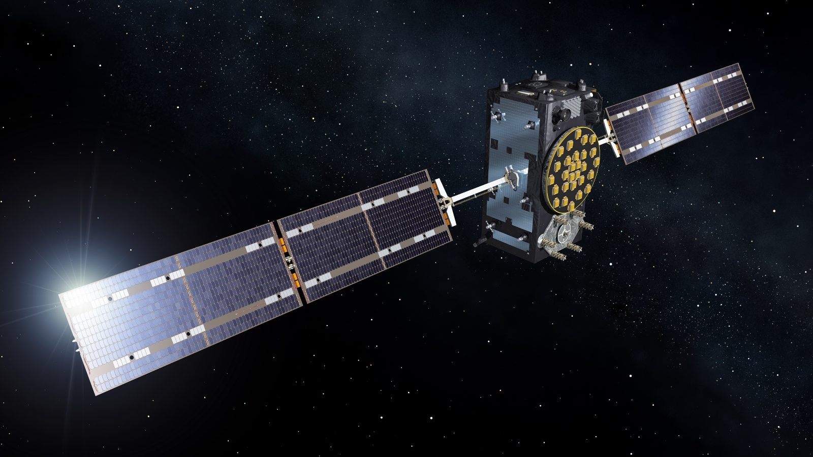 RUAG Space will produce Control and Data Units for the next 12 Galileo spacecraft.