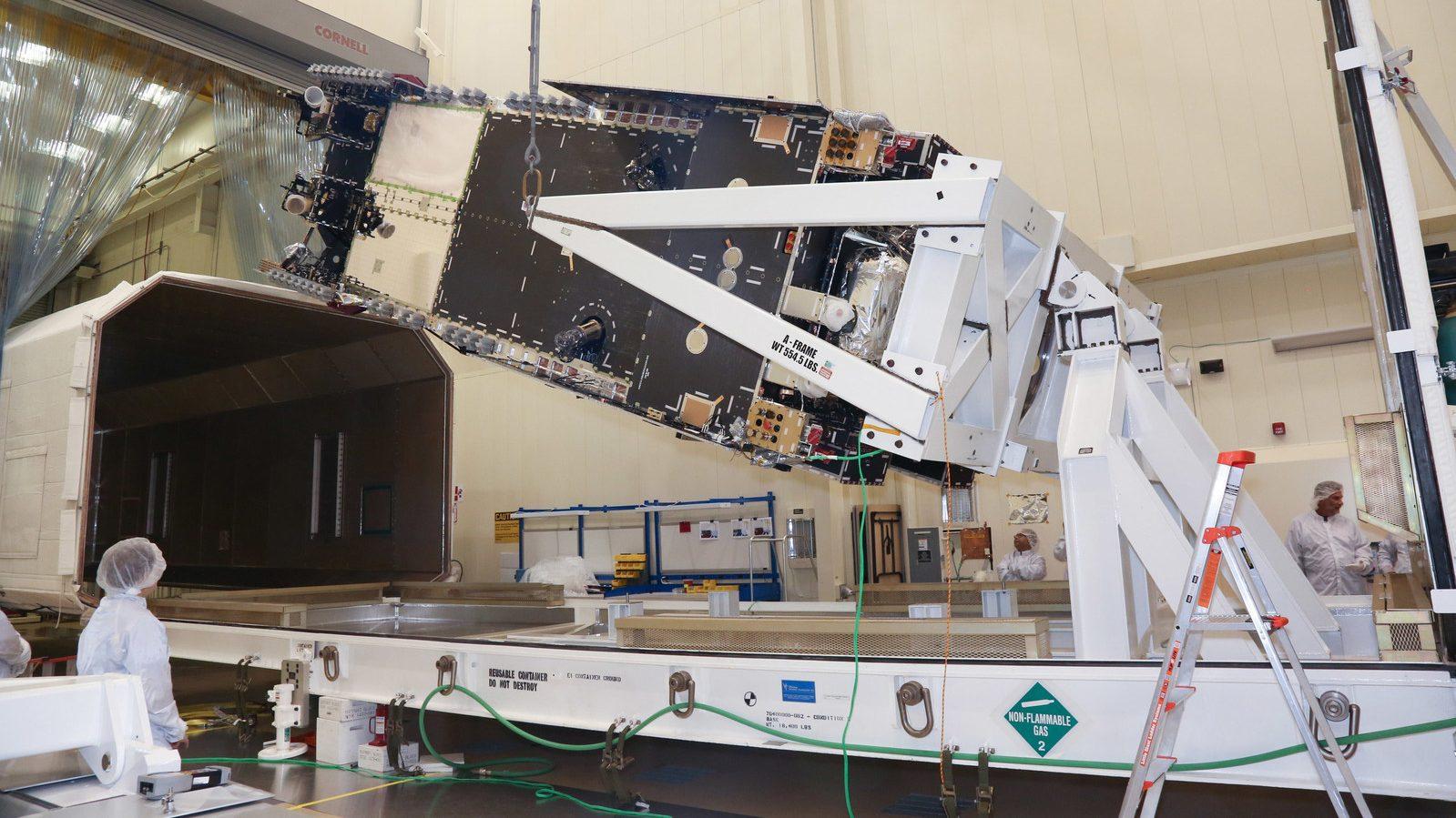 Lockheed Martin Hellas-Sat-4/SaudiGeoSat-1