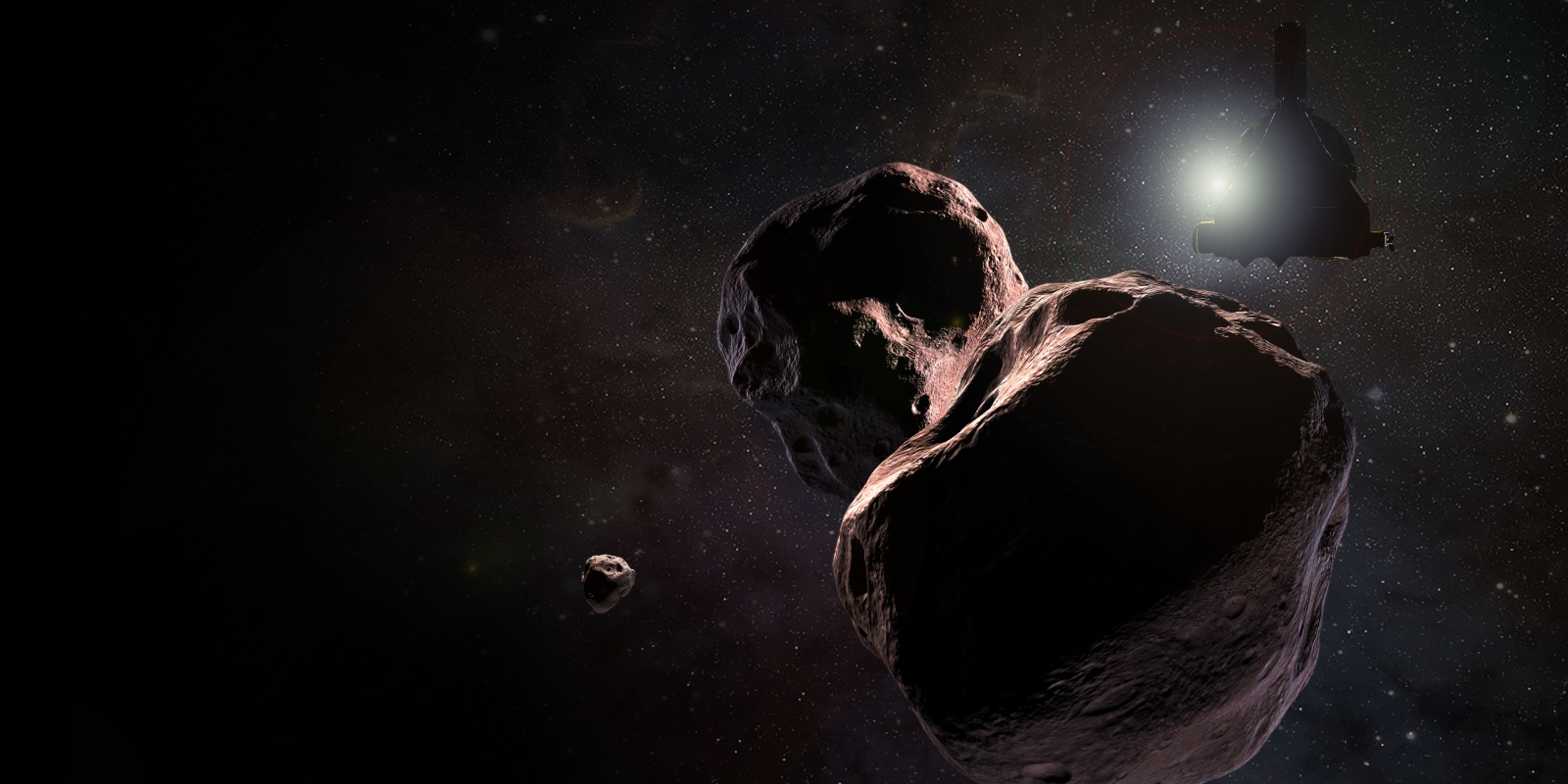 New Horizons / KBO 2014 MU69 encounter