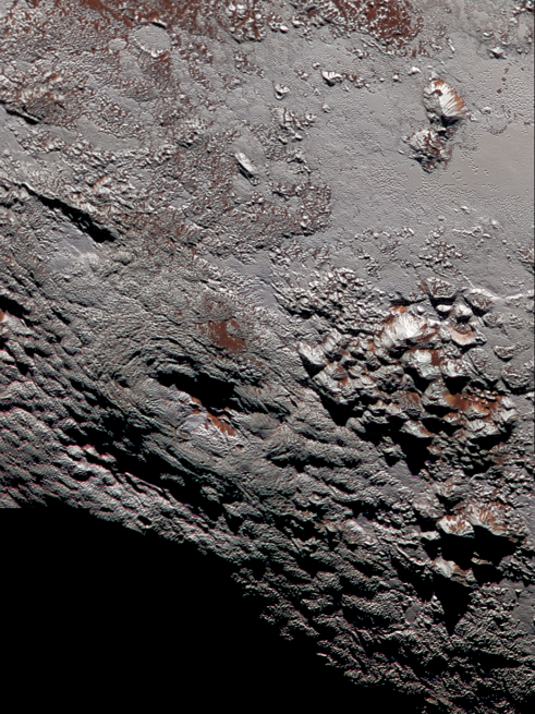 Tidal heating of Pluto by its moon Charon could power potential cryovolcanoes on the dwarf planet.