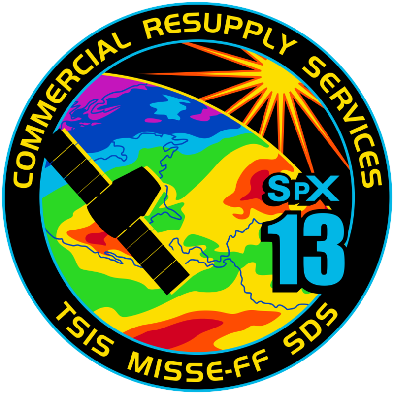 Spacex S Crs 13 Mission Set For Tuesday Launch