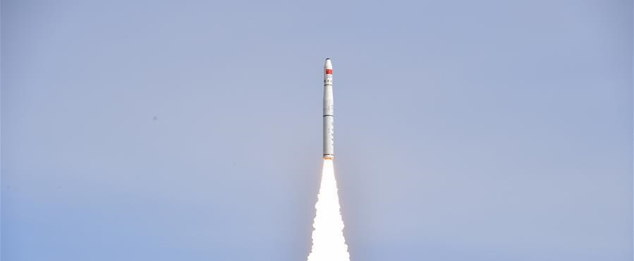 Long March 11 launch on January 19.