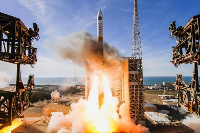 Spy satellite launch from Vandenberg could startle Southland again