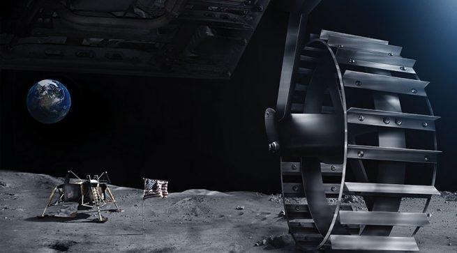 Google Lunar X-PRIZE competiti...