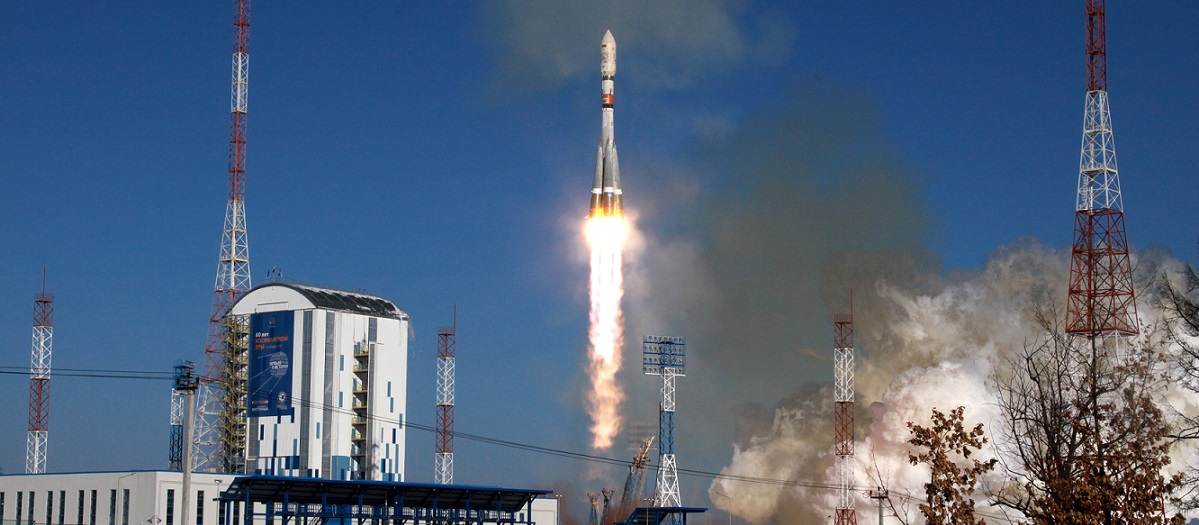 Soyuz-2.1a launches from Vostochny Cosmodrome on February 1.