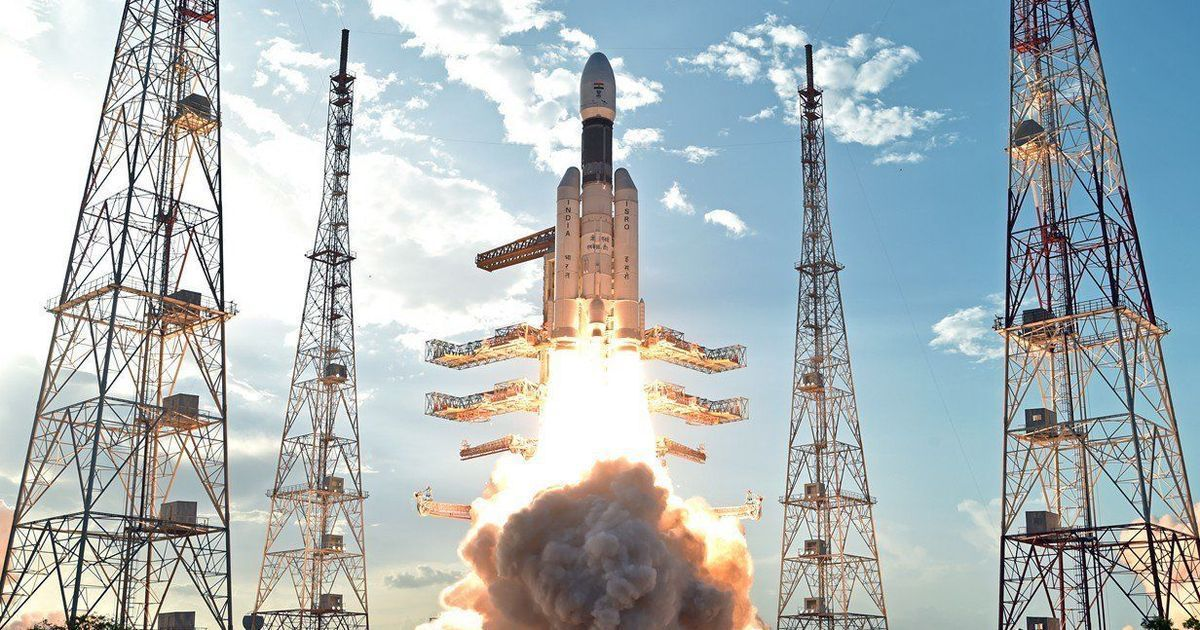 Archive photo of a Geosynchronous Satellite Launch Vehicle (GSLV) launched by the Indian Space Research Organization (ISRO). Photo Credit: ISRO