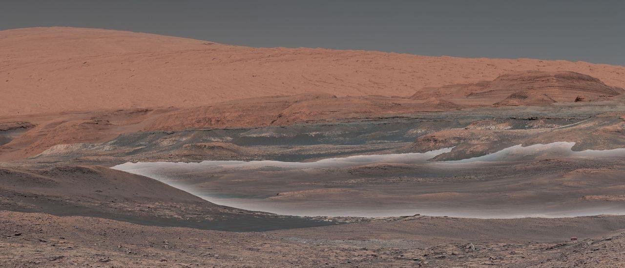 Curiosity Mars rover reaches 2,000 sol milestone ...