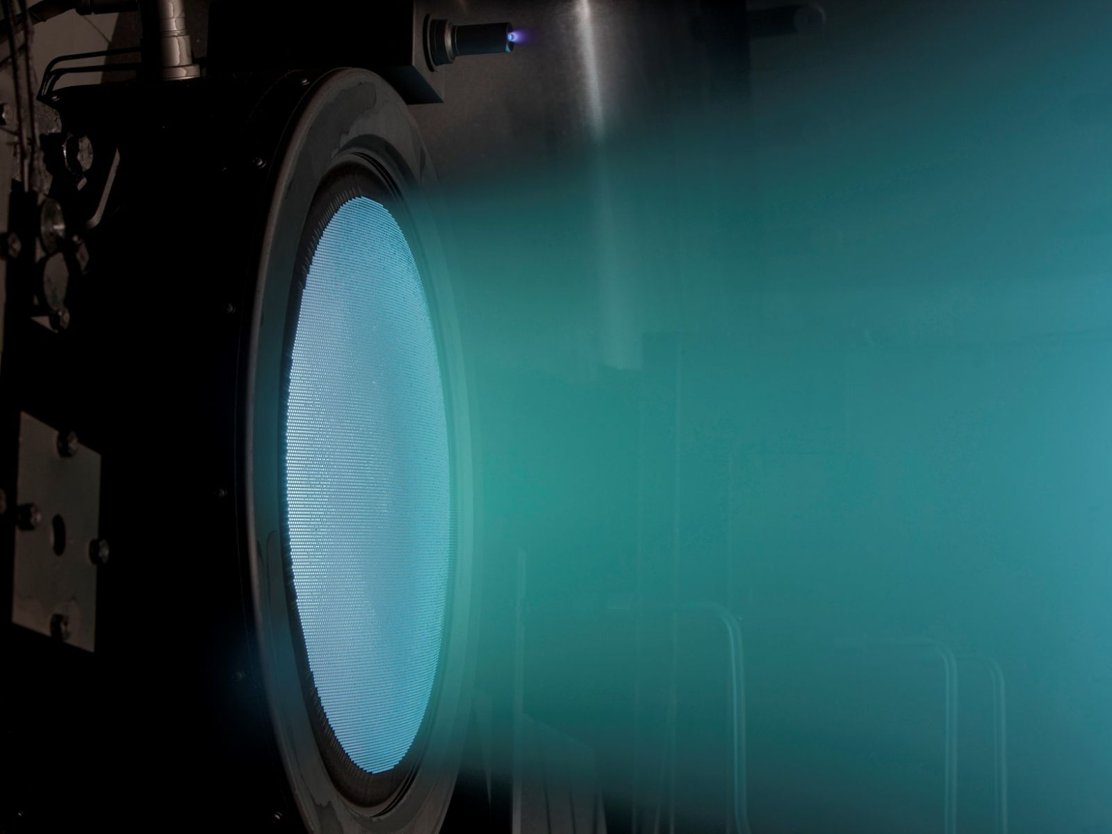 NEXT-C electric propulsion engine poised for production