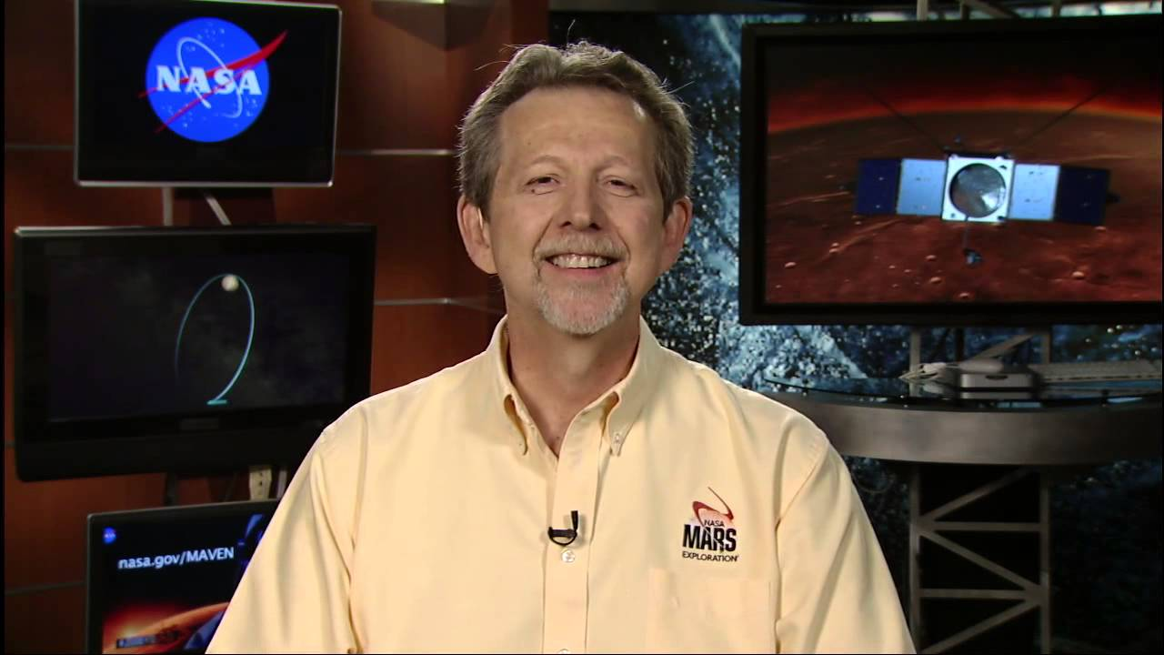 NASA Jim Green
