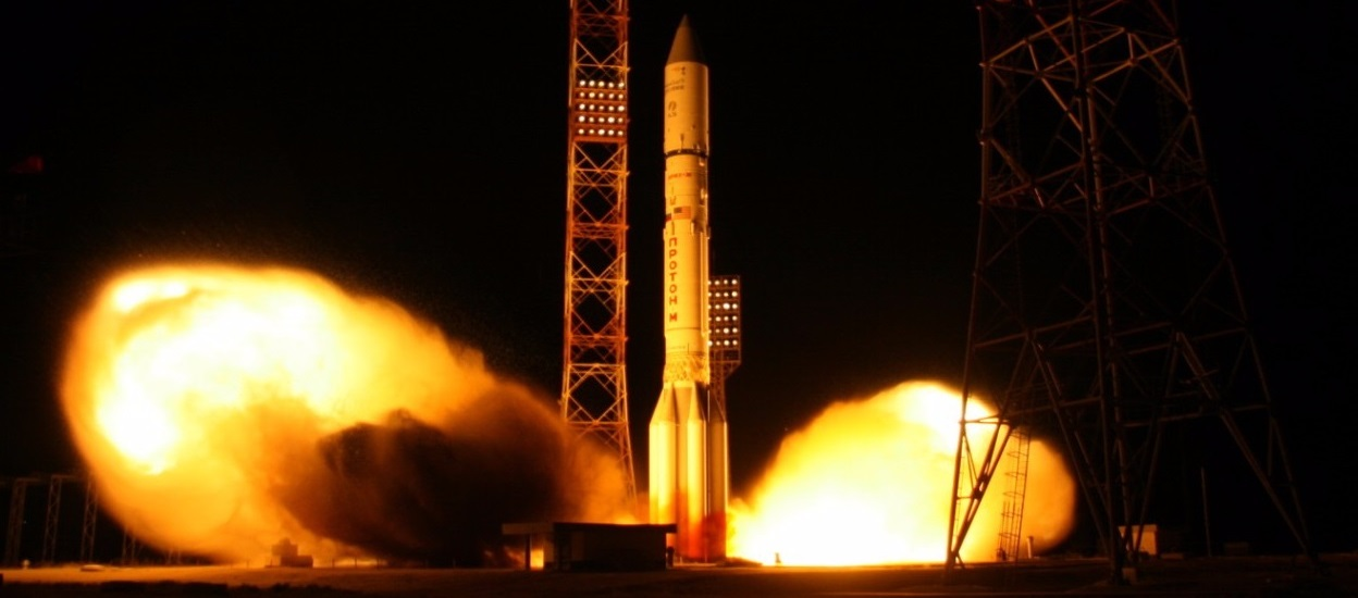 Proton-M image credit Roscosmos via SpaceFlight 101