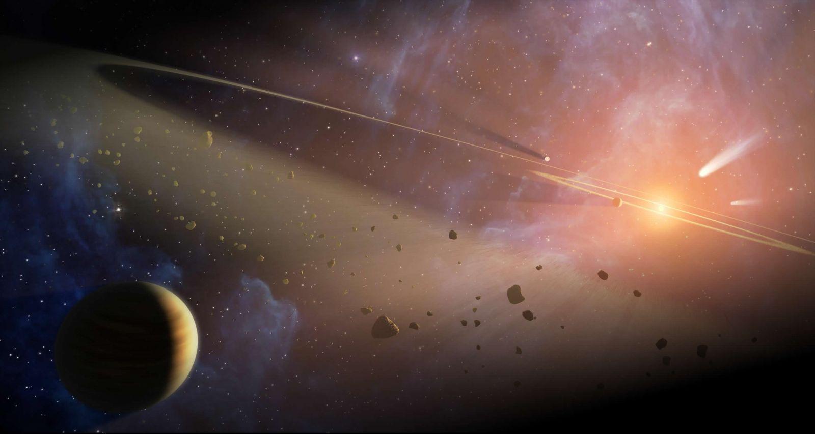 The cosmos image credit NASA