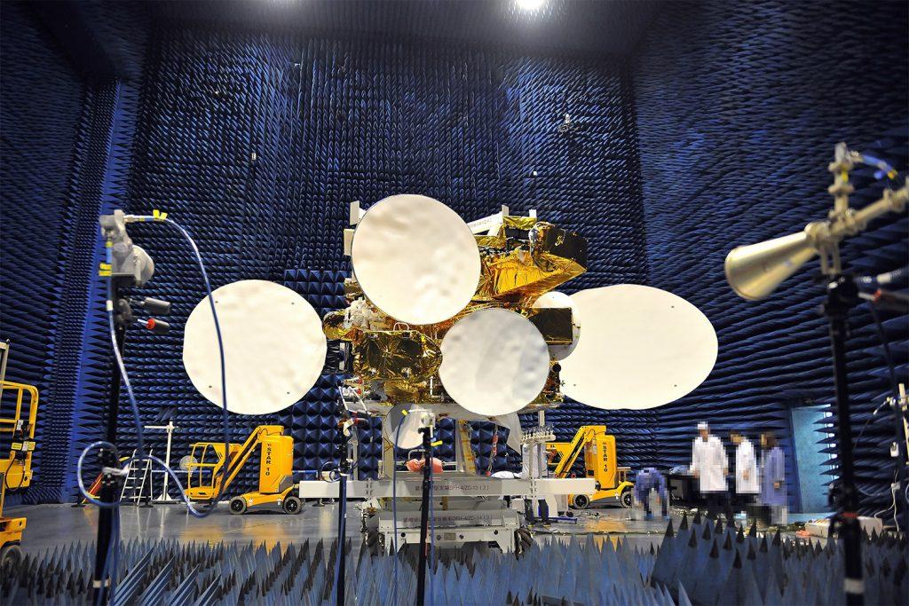 APStar-6C satellite