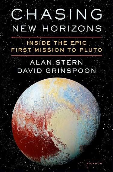 Chasing New Horizons Image Credit: Macmillan