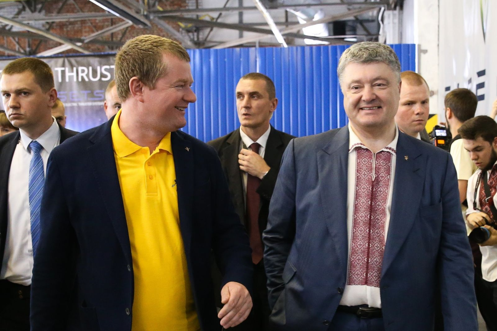 Max Polyakov's Firefly Aerospace opens R&D center in Dnipro City, Ukraine