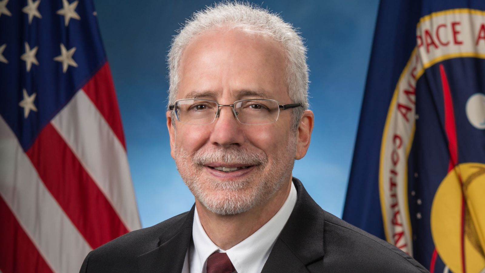 Mark Geyer was named as NASA's next director of the Johnson Space Center. Photo Credit: NASA