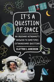 Cover art for It's a Question of Space. Image Credit: University of Nebraska Press
