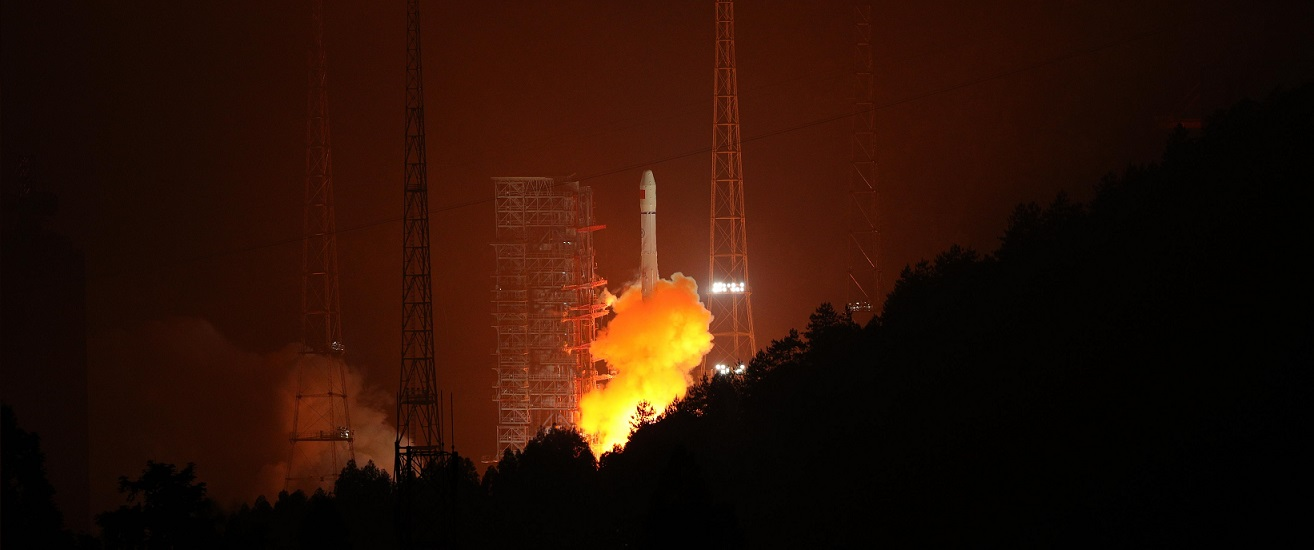 July 9 launch of a Long March 3A rocket with the BeiDou-2 I7 satellite.