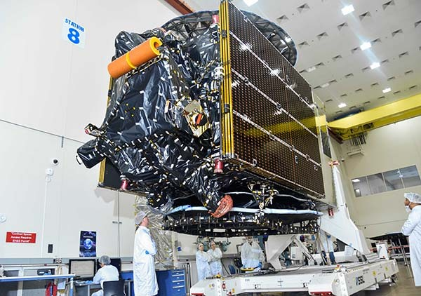 Indonesia's Telkom launches newest satellite
