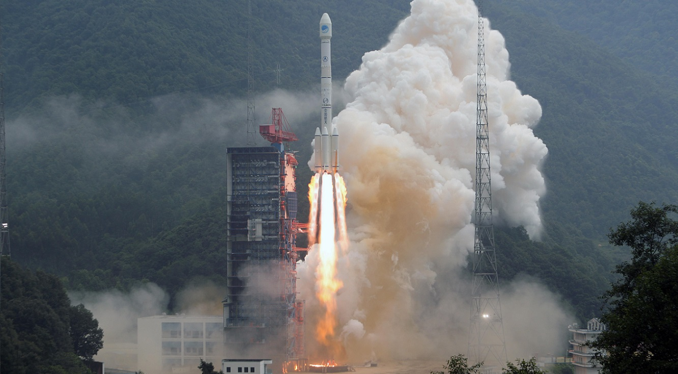 Long March 3B launches with BeiDou-3 M11 and M12 satellites on August 25,