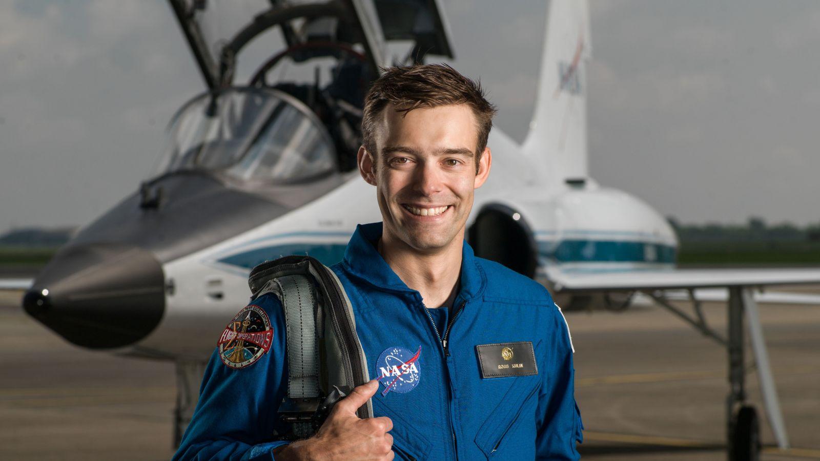 Robb Kulin. Picture credits: NASA