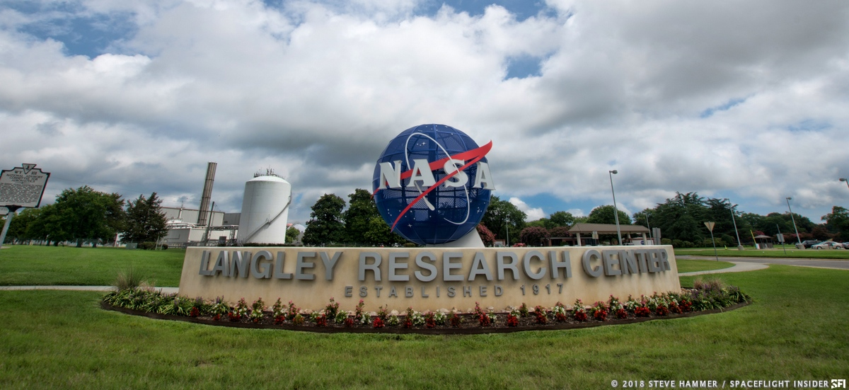 NASA Langley Research Center located in Hampton, Virginia. Photo Credit: Steve Hammer / SpaceFlight Insider
