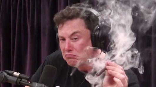 Opinion: Musk marijuana story much ado about nothing