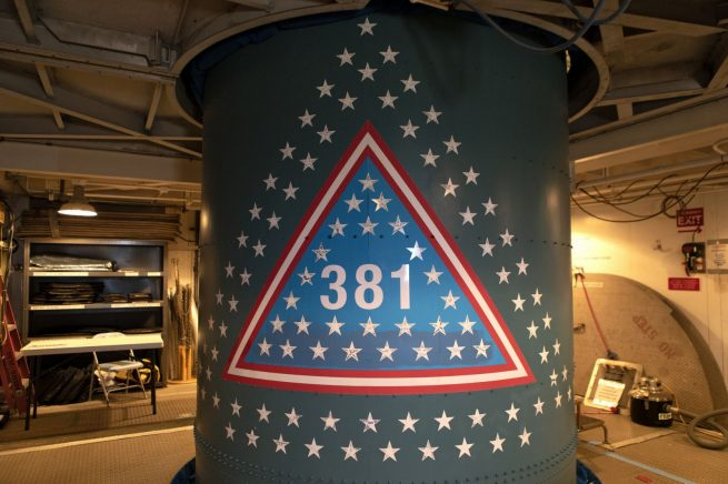 This was the 381st flight in the Delta family of rockets. There were more than 150 stars painted on this rocket with over 800 signatures of people who have been part of the Delta II program, according to NASA. Photo Credit: Kim Shiflett / NASA