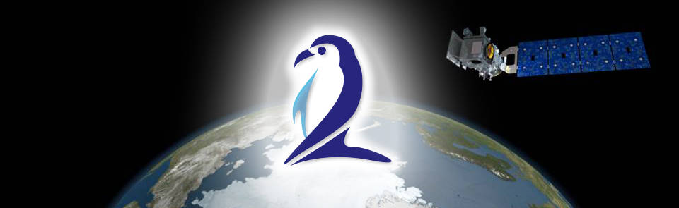 ICESat-2 penguin mascot image credit NASA lead
