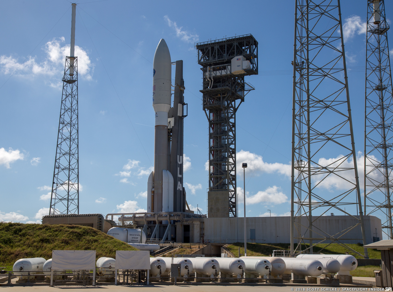 ULA preparing for third launch of 2019