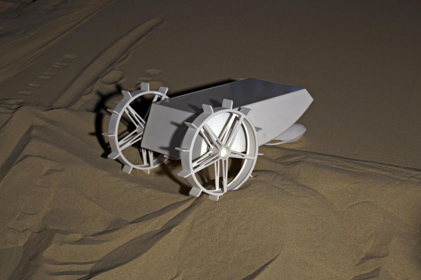 Astrobotic CubeRover