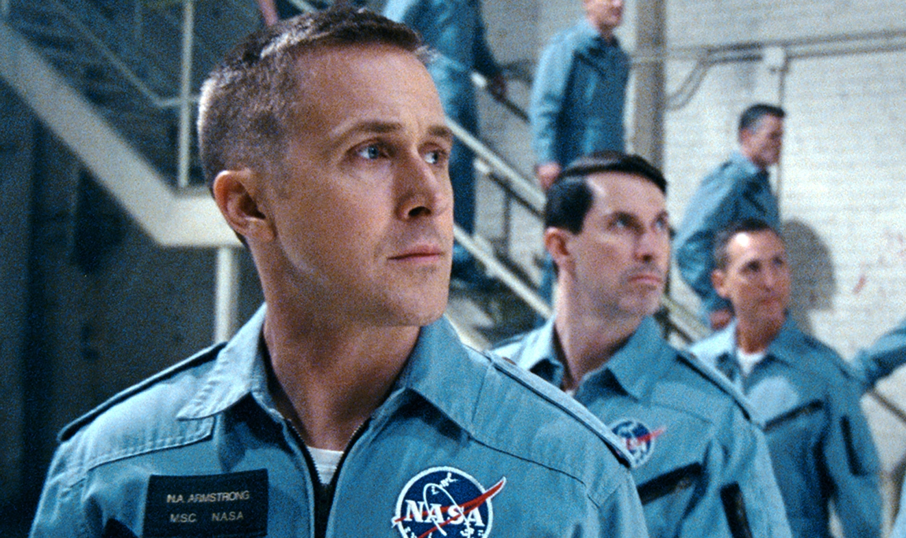 Ryan Gosling in First Man. Photo Credit: Universal Pictures