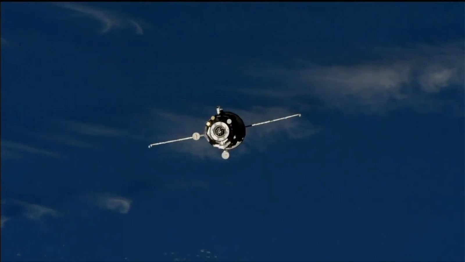 Cargo ship launch clears crewed mission to space station