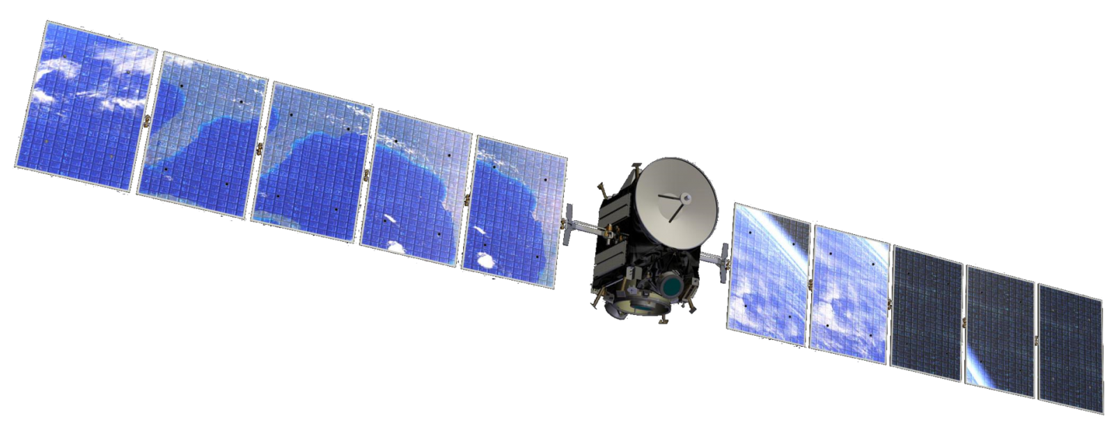 NASA's Dawn spacecraft has concluded a mission that saw the spacecraft traverse 4.3 billion miles (6.9 billion kilometers) over the course of 11 years. Image Credit: NASA / JPL-Caltech