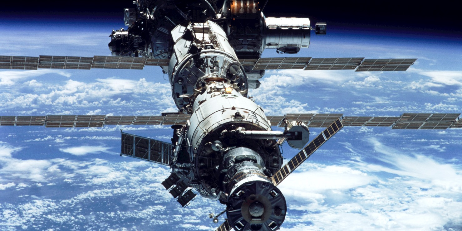 The International Space Station has served as an example of how diverse cultures can come together for a common goal. Has it also become the breeding ground for super diseases? Photo Credit: NASA