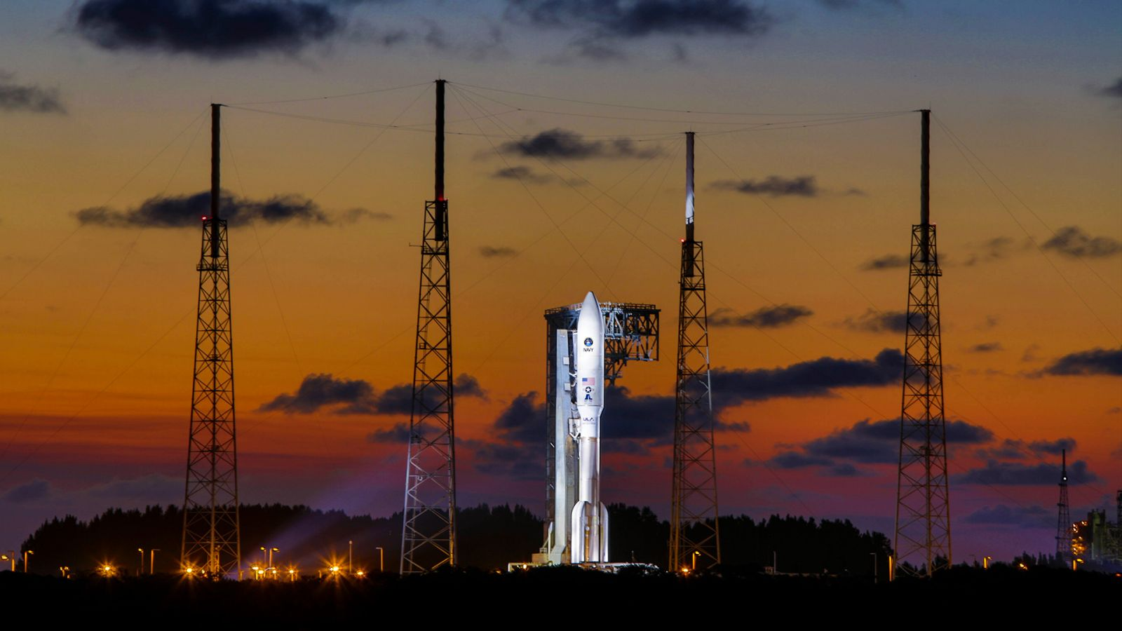 United Launch Alliance Atlas V rocket image credit ULA