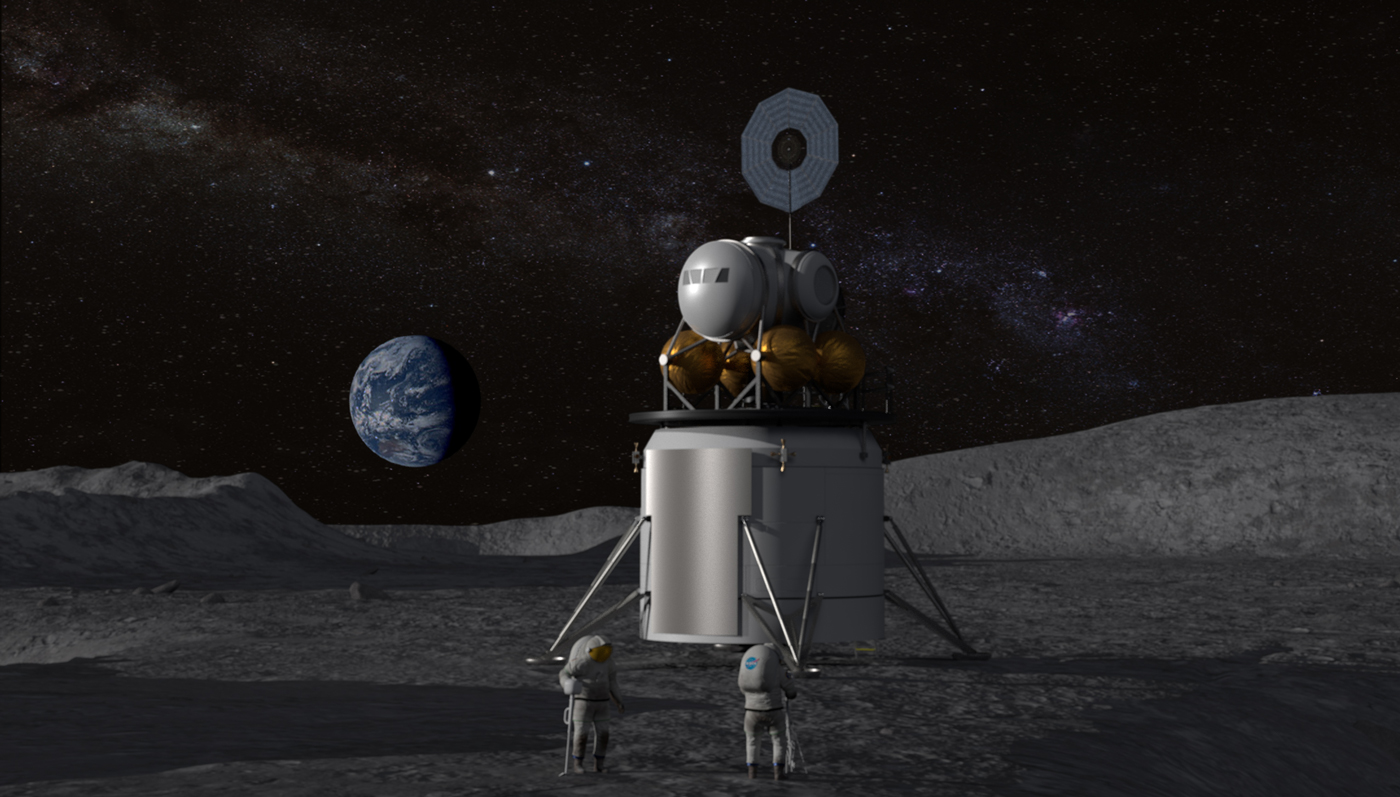 NASA said its newly-named Artemis program, which aims to return American's to the Moon by 2024, would require an additional $1.6 billion on top of the initial $21 billion FY 2020 budget request. Image Credit: NASA