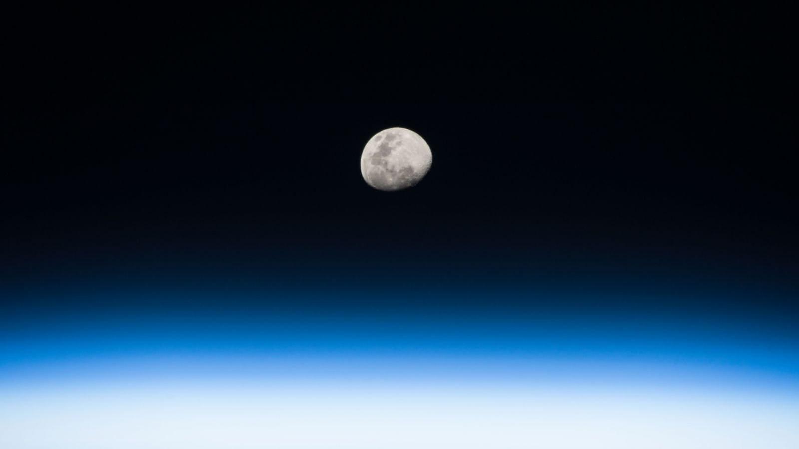 The Moon as seen from orbit. Photo Credit: NASA